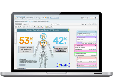 Pharma Promotional Materials and Digital Asset Management