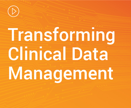 Transforming Clinical Data Management